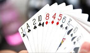 線上13支撲克牌排法